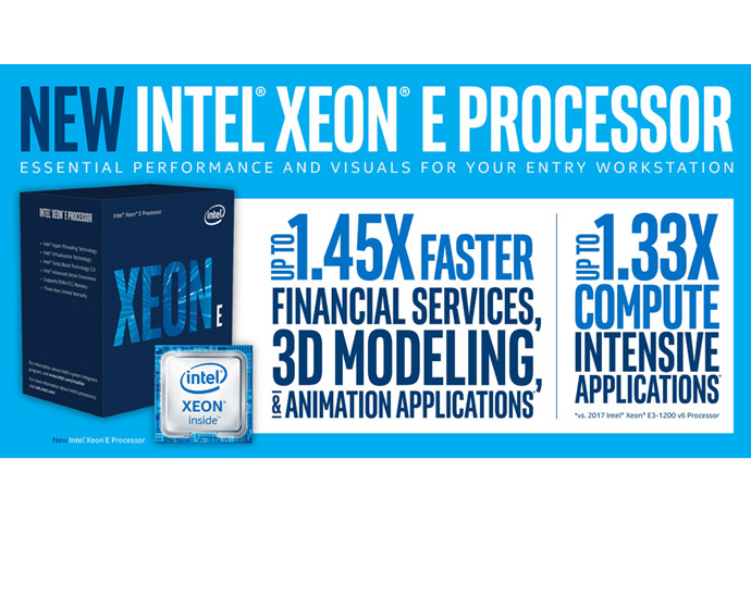 Intel Xeon E 2100 infographic 2 1