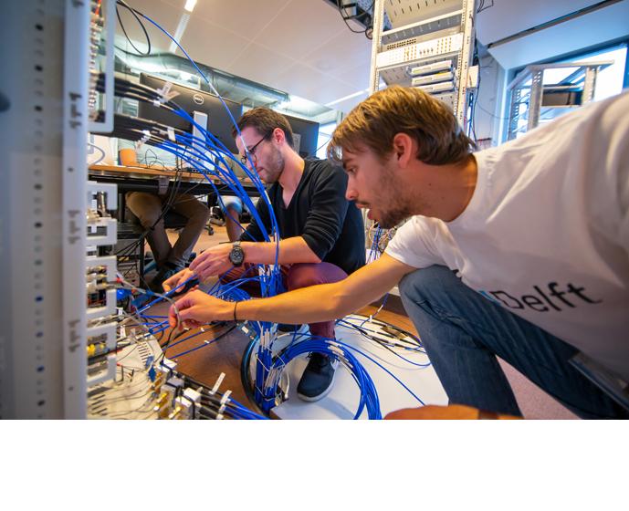 Intel QuTech Delft 1