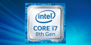 New 8th Gen Intel Core Processors