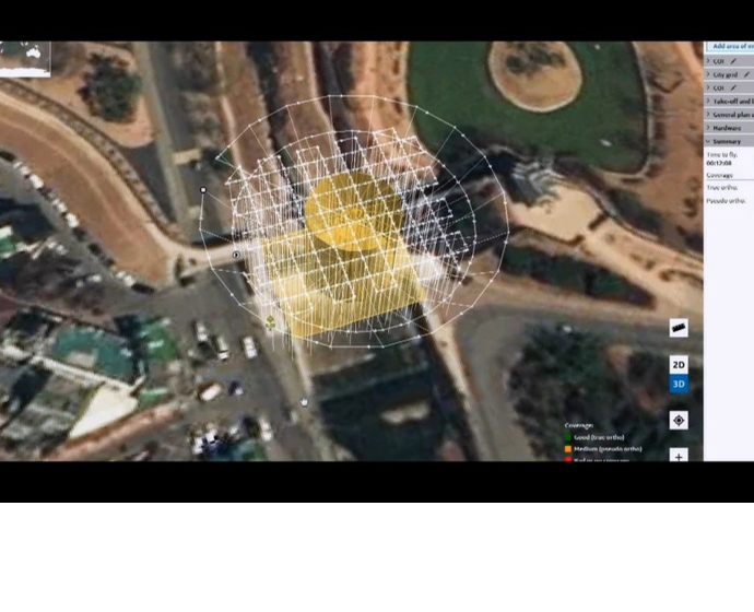 Intel drone helping to preserve korean cultural heritage intel korea drone 3 gumiabroncs Images