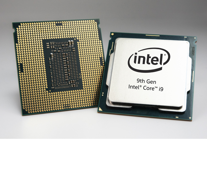 Intel 9th Gen Core 1