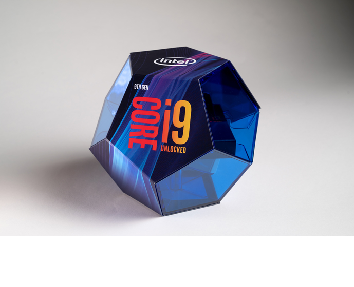 Intel 9th Gen Core 12
