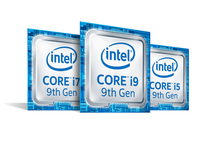 Intel 9th Gen Core 8