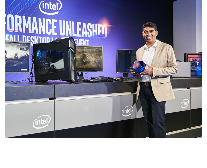 Intel Fall Desktop Keynote 2