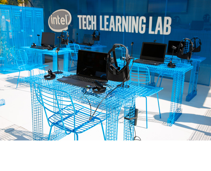 Intel Tech Learning Lab 4