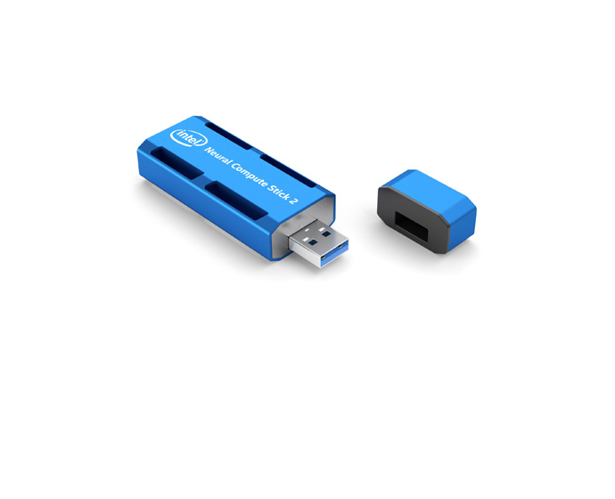 Intel Neural Compute Stick 2 3