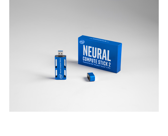 Intel Neural Compute Stick 2 4