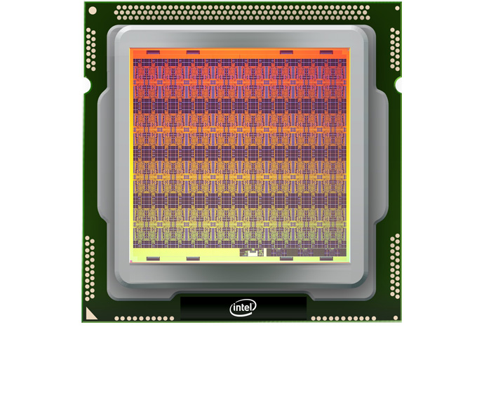 Loihi neuromorphic computing chip shown at CES 2018