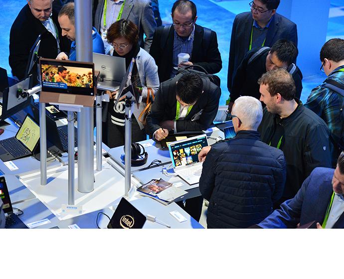 Intel Booth 0109 11