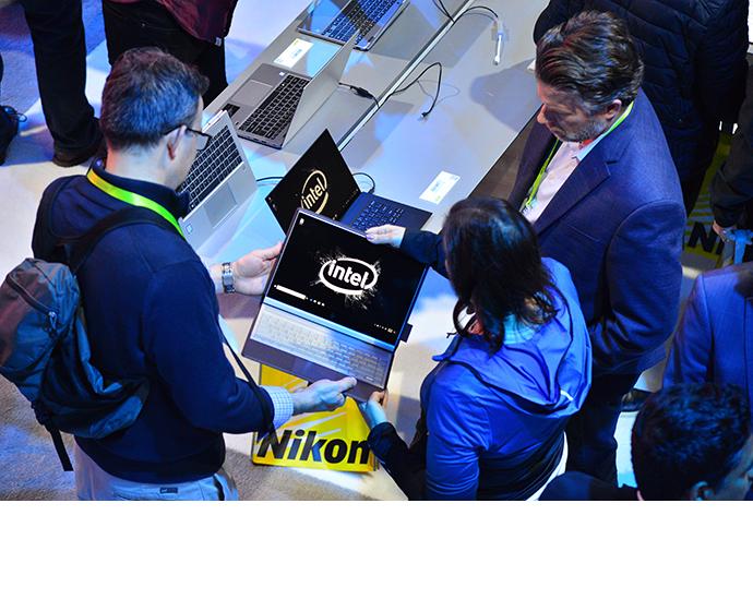 Intel Booth 0109 12