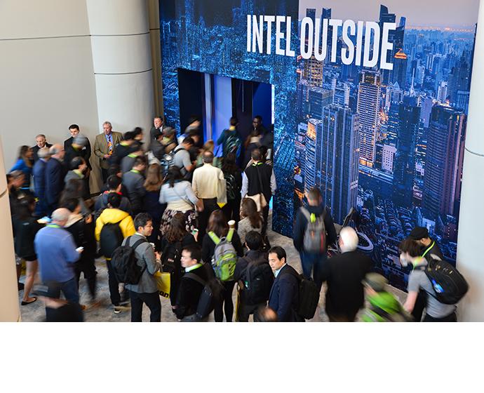 Intel Booth 0109 8