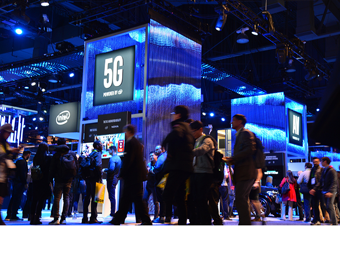 2019 Ces Intel Newsroom