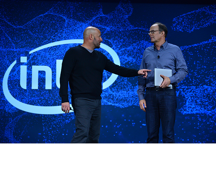 Intel News Event 3
