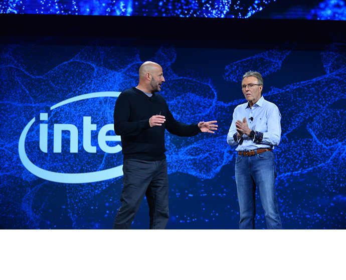 Intel News Event 5