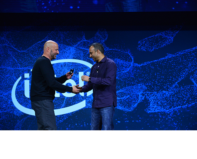 Intel News Event 6