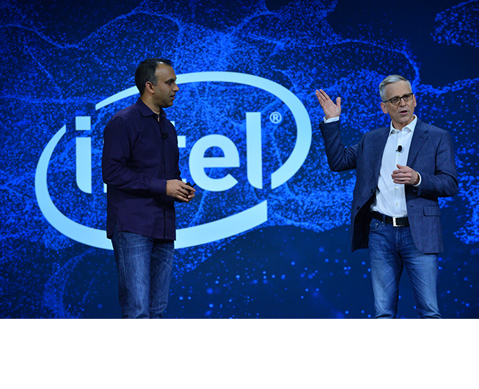 Intel News Event 8