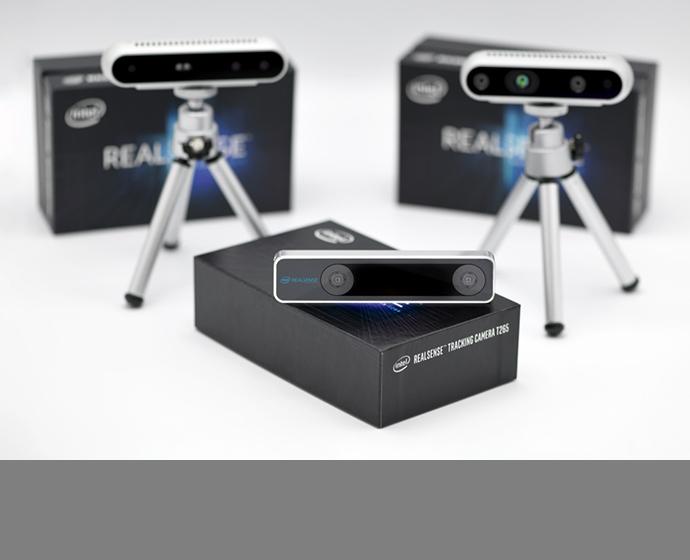 Intel RealSense T265 1