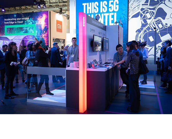 Intel 2019MWC 3 5