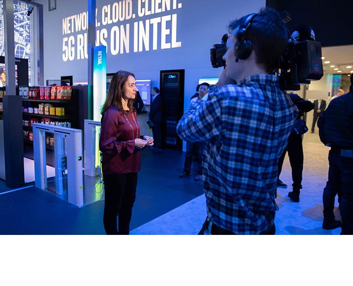 Intel MWC2019 2 1