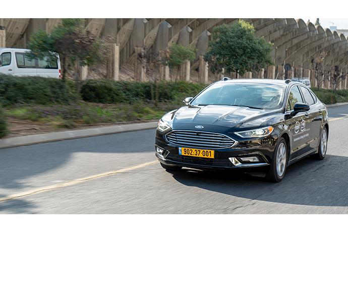 Mobileye Autonomous Driving 2