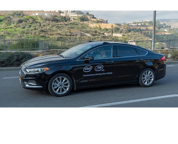 Mobileye Autonomous Driving 3
