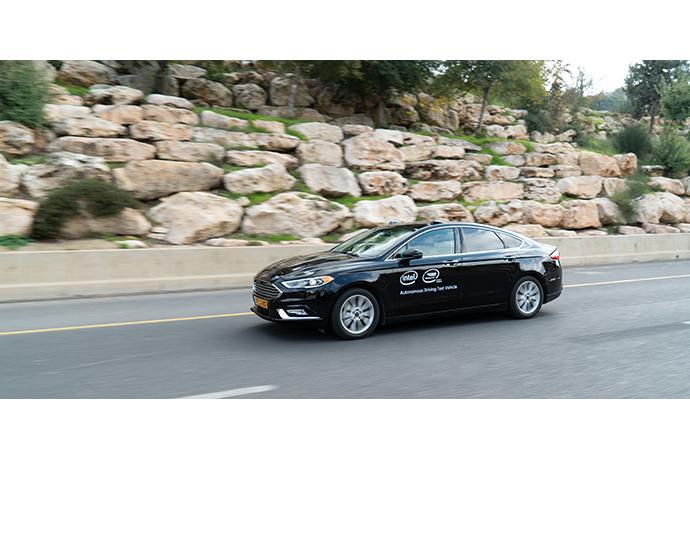 Mobileye Autonomous Driving 4
