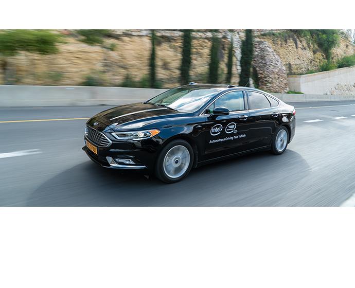 Mobileye Autonomous Driving 5