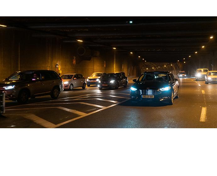 Mobileye Autonomous Driving 6