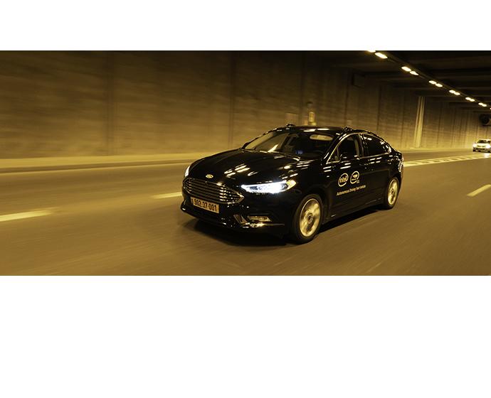 Mobileye Autonomous Driving 7
