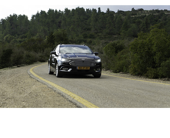 Mobileye autonomous car 10