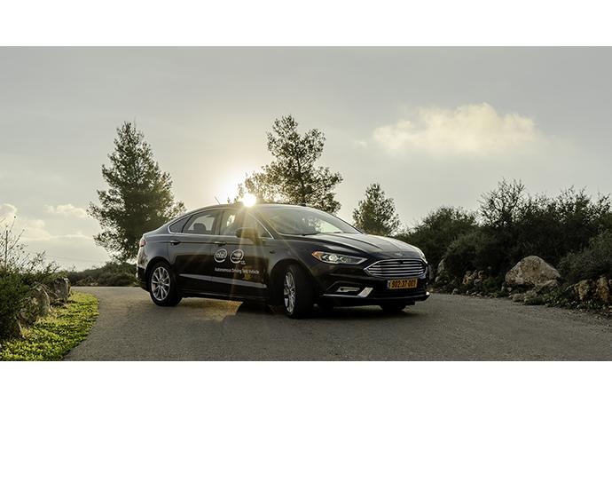 Mobileye autonomous car 12