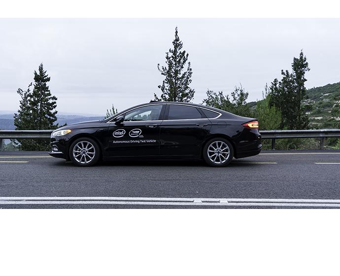 Mobileye autonomous car 3