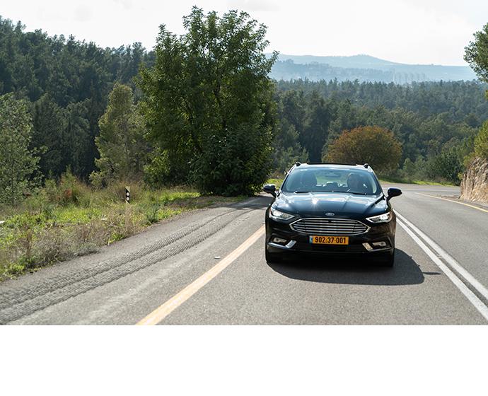 Mobileye autonomous car 5