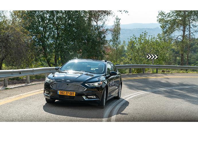 Mobileye autonomous car 6