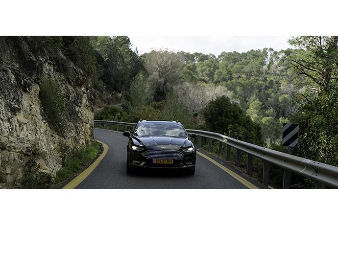 Mobileye autonomous car 7
