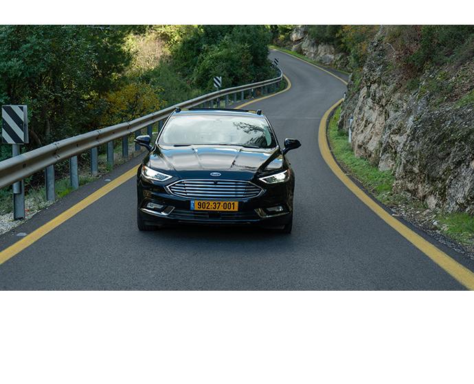 Mobileye autonomous car 8