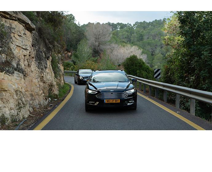 Mobileye autonomous car 9