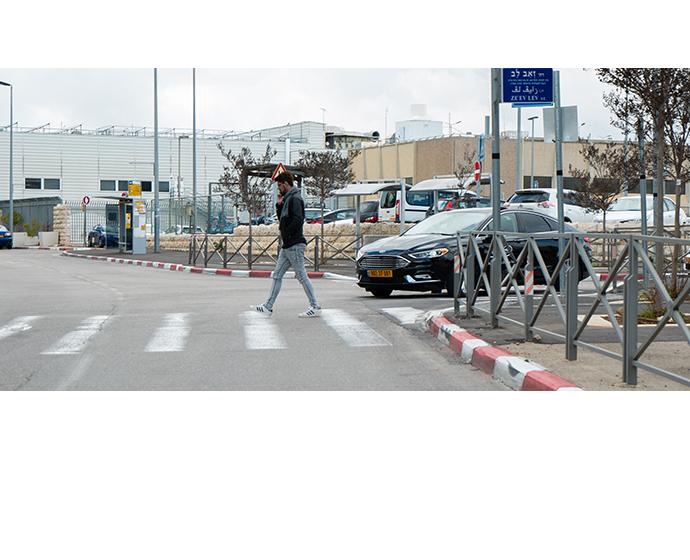 Mobileye pedestrian 1