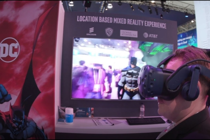 2019 MWC: 5G Delivers new Immersive Media Experiences