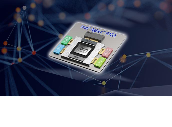 Intel Agilex FPGA 1 2