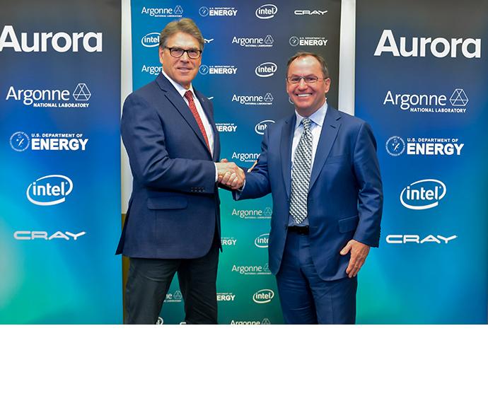 Intel Aurora 2
