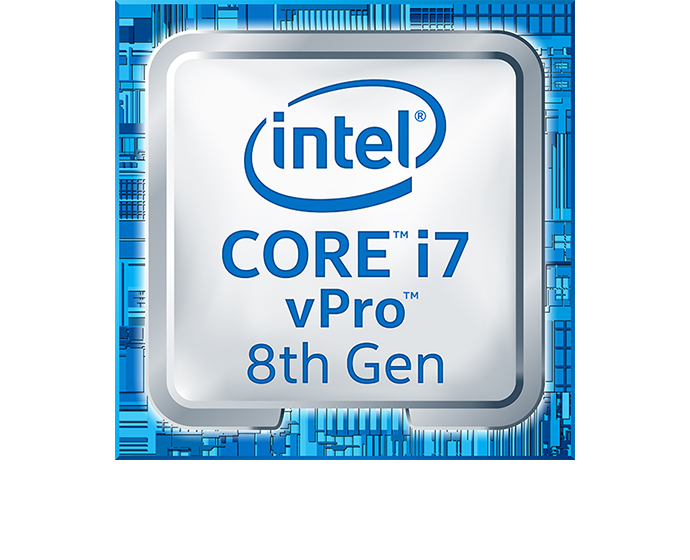 Intel 8th gen vPro 3