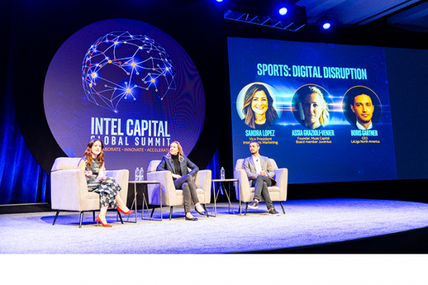 2019 Intel Capital Global Summit | Intel Newsroom