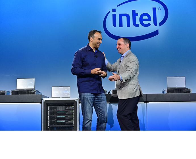 Intel Data Centric Event 2