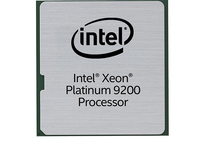 Intel Xeon Platinum 9200 1