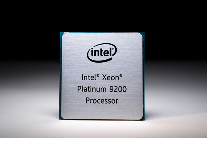 Intel Xeon Platinum 9200 2