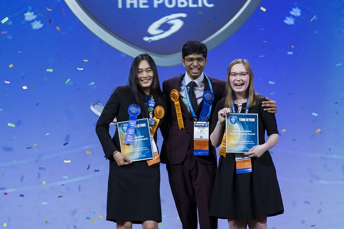 2 Intel ISEF 2019 Winners 1s