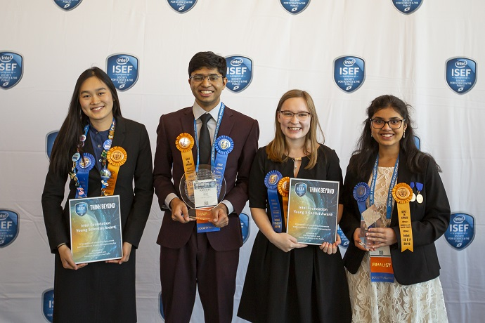 3 Intel ISEF 2019 Winners 3s