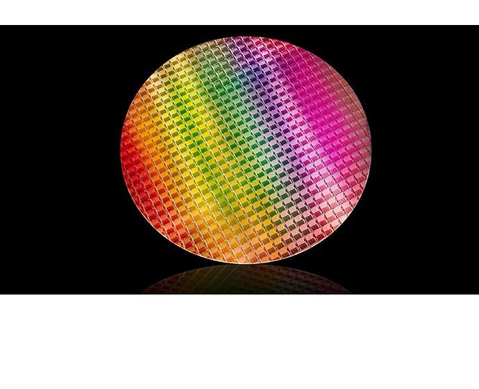 Intel 10th Gen Wafer 1 1