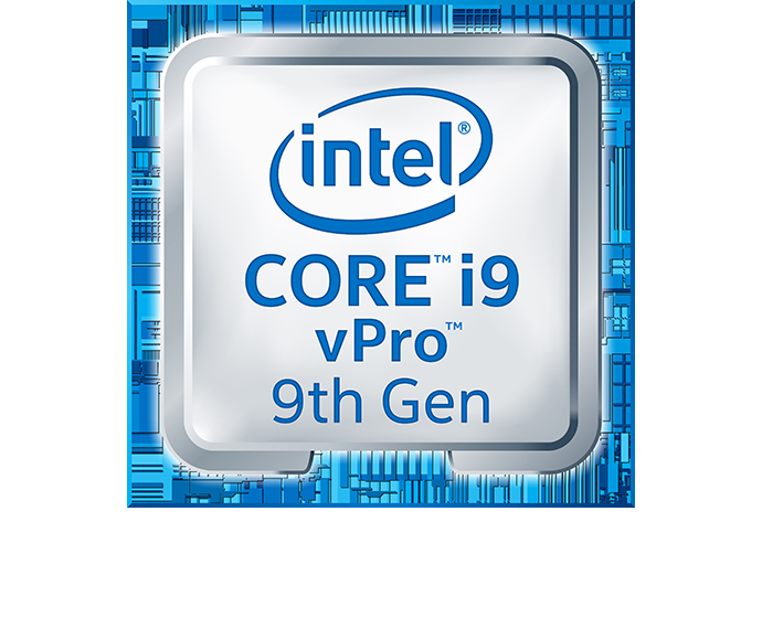 Intel 9th Gen i9 vPro 1